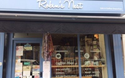 Robins Nest Coffee Shop