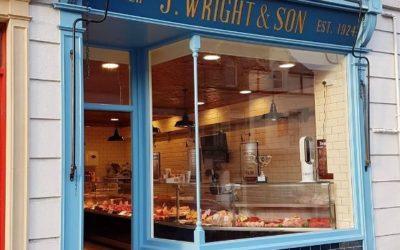 J Wright & Son